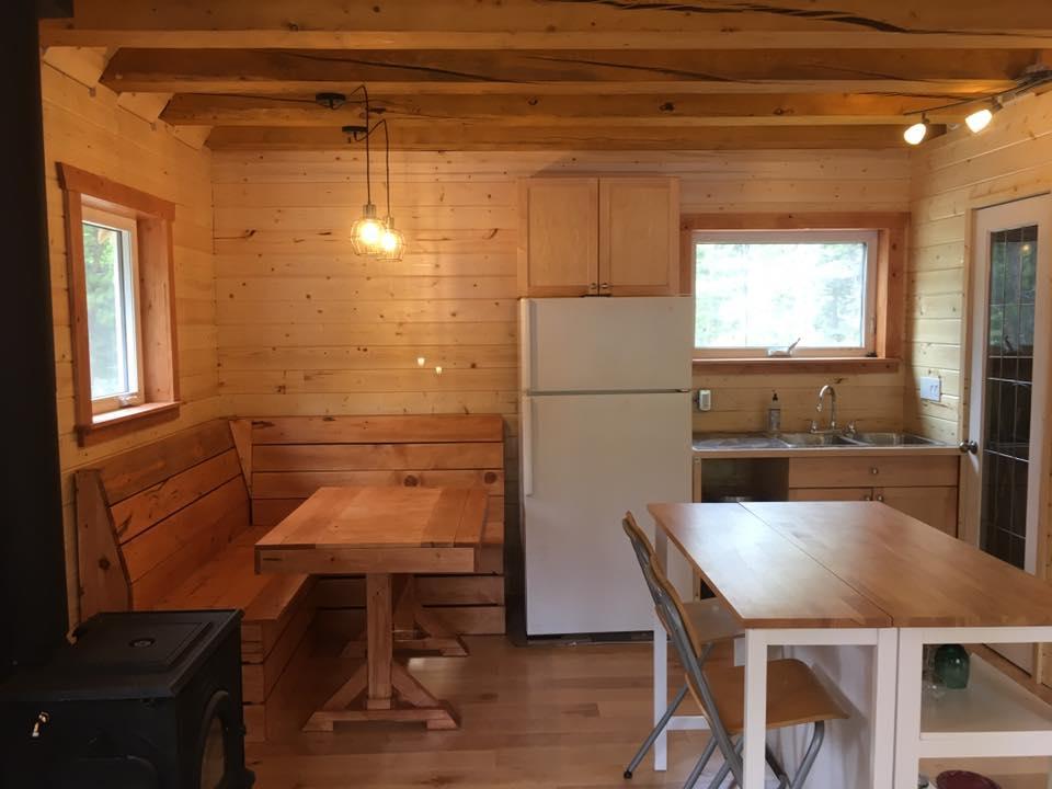 DIYで小屋を自作しました。