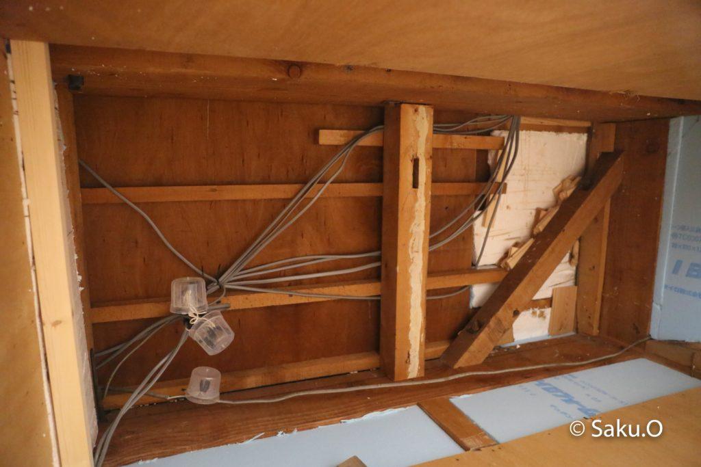 【DIY】押入れに天井と点検口を自作する方法を解説