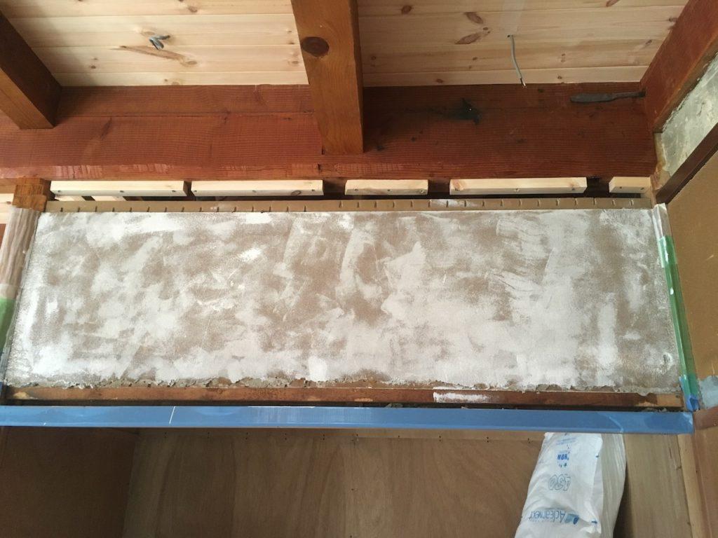 和室の砂壁につく接着材を比較&検証してみた