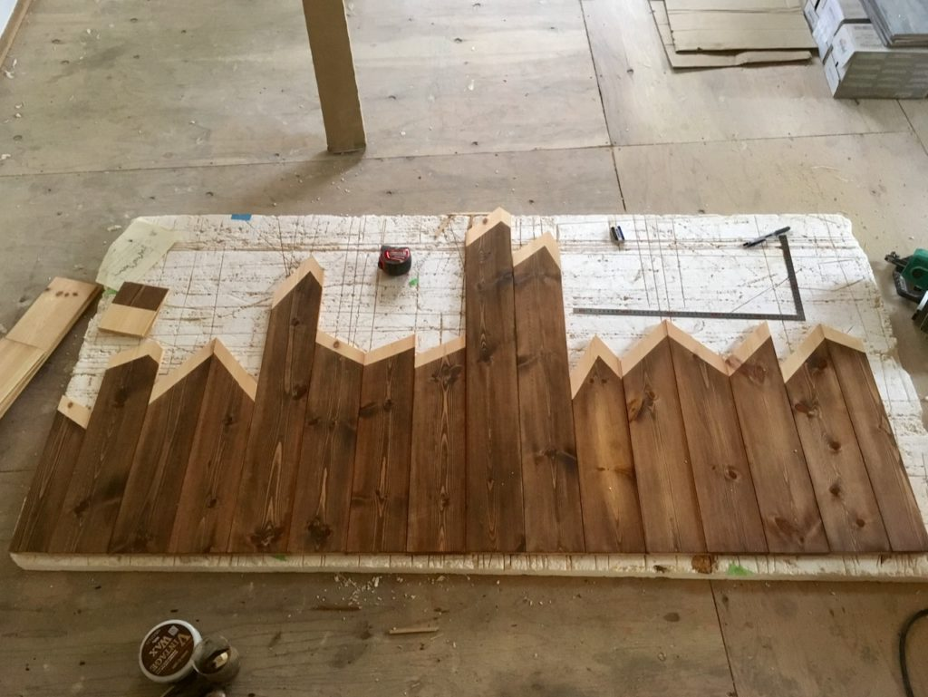 【DIY】ウッドパネルを自作&塗装して、和室の砂壁をモダンにリフォームします。