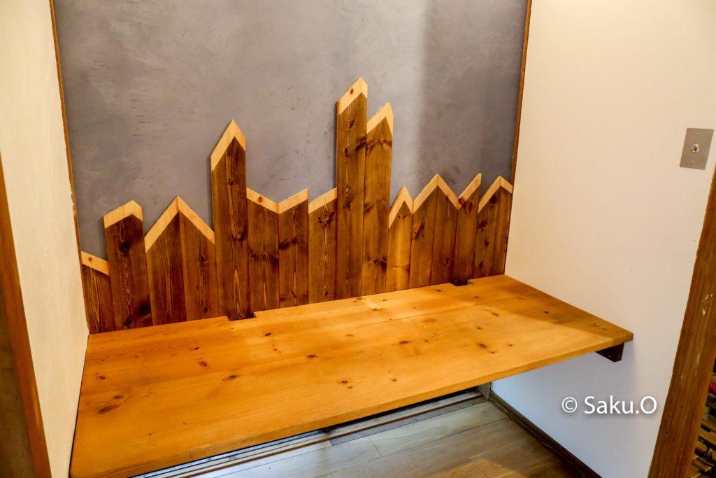 【DIY】中古住宅の床の間をリノベーションして、モダンな在宅ワーク用空間として活用します。